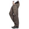Lundhags Authentic lange broek Heren olijf